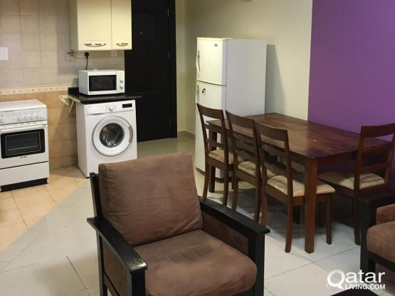 No commission 1 BHK Fully/F Apartment including all Utilities