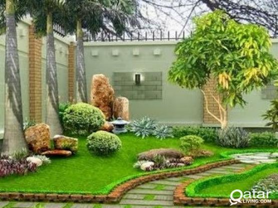 Soft Landscaping, Irrigation and garden Works
