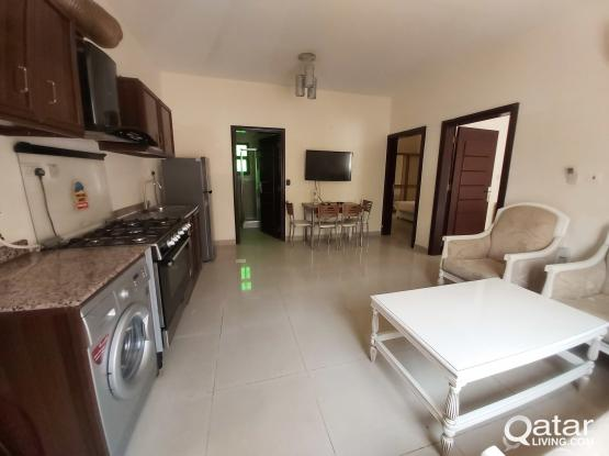 2 bhk fully furnished apartment, al muntazha