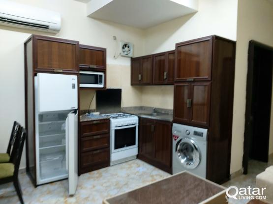 1 bhk  fully furnished apartment, al munthaza