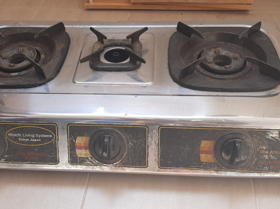 Gas Cooking Stove with hose
