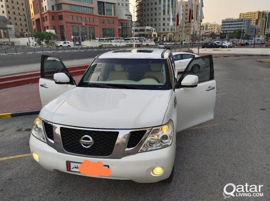 Nissan Patrol LE 2010