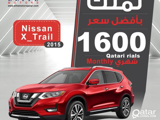 RENT TO OWN  Nissan Xtrail