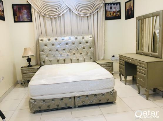 Bed set no wardrobe for sale