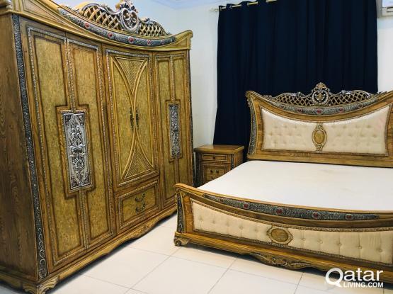 Bedroom set sale king size