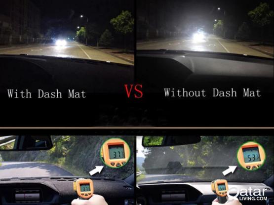 Car Dashboard Cover -Toyota Corolla (2006-2013)