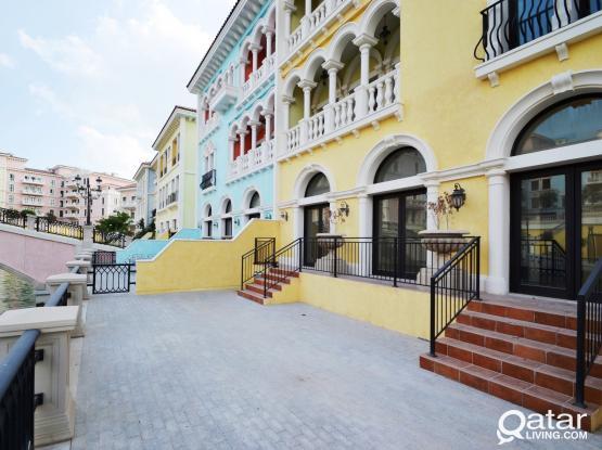 3-bed Triplex TOWNHOUSE 4 RENT Qanat Quartier