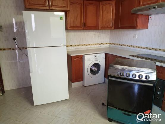One waching machine and one refrigerator is and one cooker  All three 900 QR  To sell urgently withi