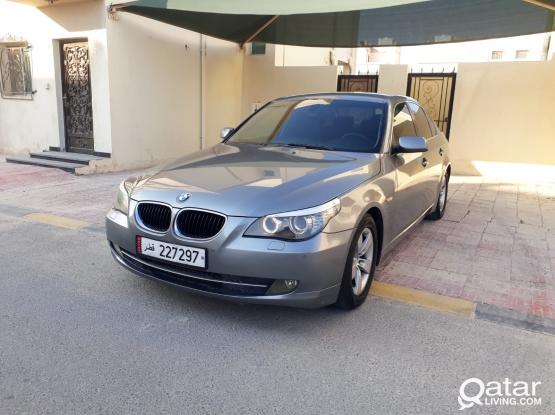 BMW 5-Series 520 i 2009