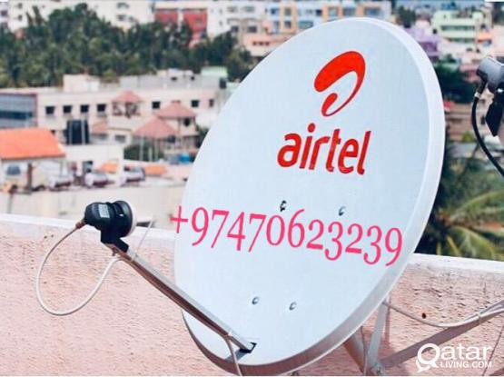 Satellite Dish Fixing And Services