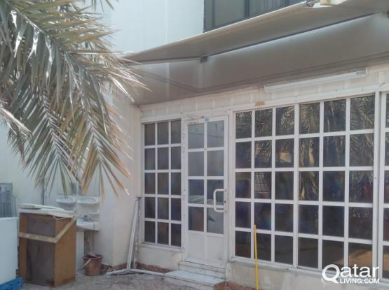 3bhk ground floor villa portion, al hilal