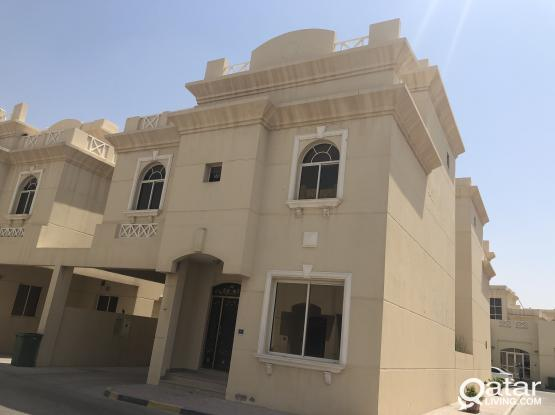 For rent..Villa 5 Bedrooms IN Muaither Area with 2 Month free