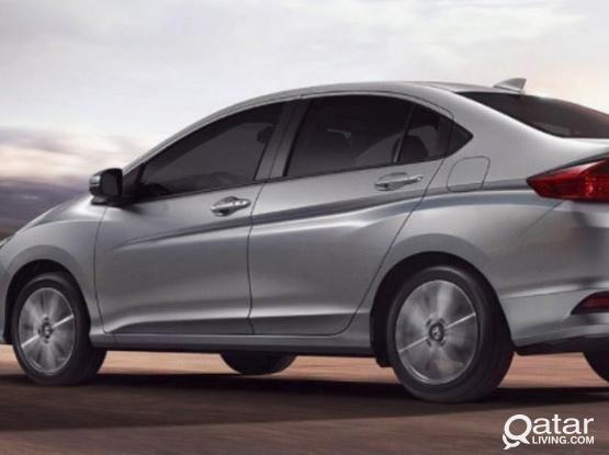 Honda City 2020 Model For Rent