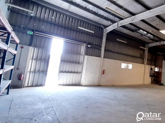 200 SQM STORE FOR RENT IN INDUSTRIAL AREA