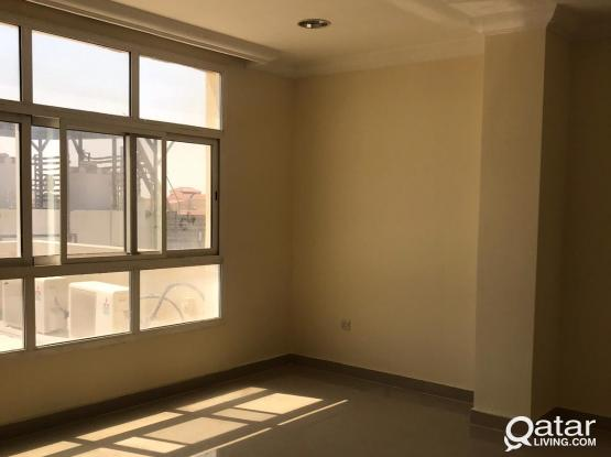 254 Hot Offer - Pent House -  Spacious 1 BHK Apartment at Wukair - No Partition