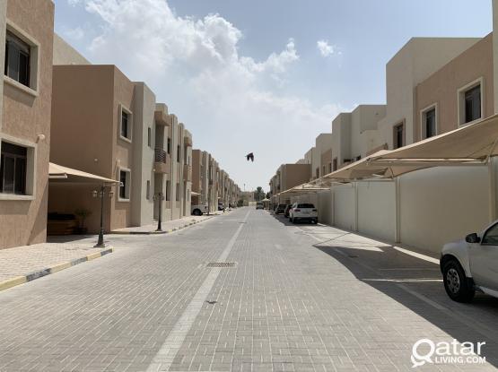 7 BHK One Month Free compound villa semi furnished