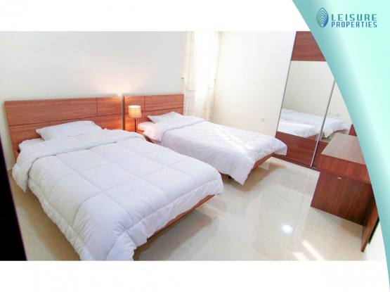 No Commission ! 2 BHK Fully Furnished Apartment in Najma (LP 101408)