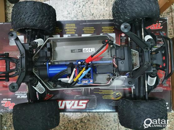 Traxxas stampede rc car