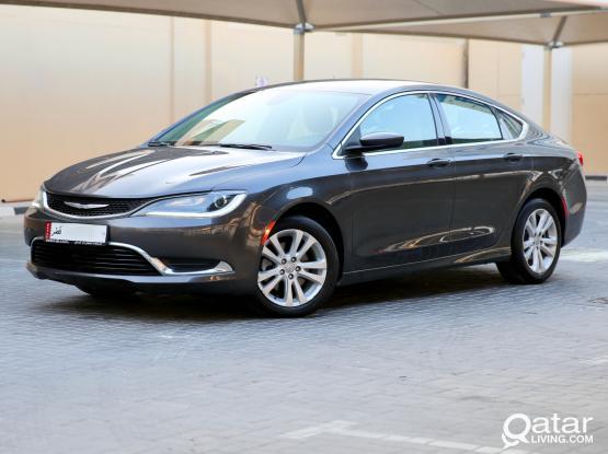 Chrysler 200C 2016