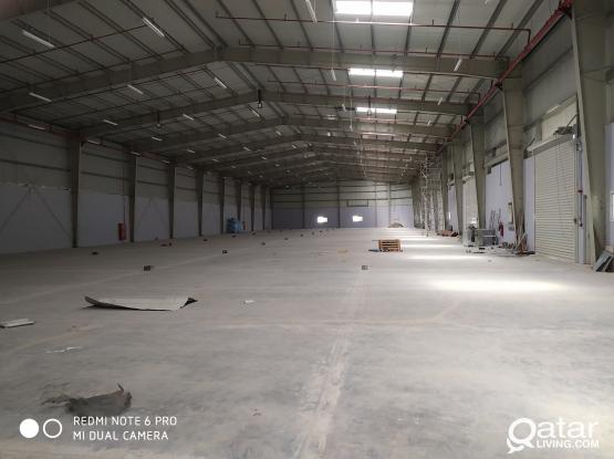 3750SQM STORE FOR RENT AT AL WUKAIR ( Berkat Alawameer)