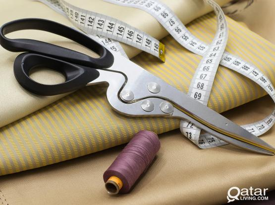 Sayooj Tailoring Alteration Works | Pick-up and delivery within Doha