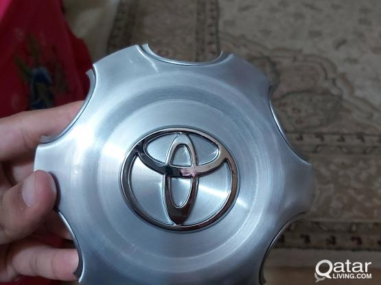4 Wheels cup for Toyota Prado  2003 to 2009