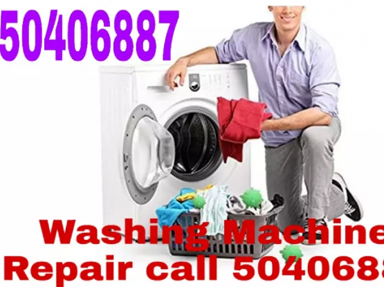 ,50406887Washing machine fridge repair
