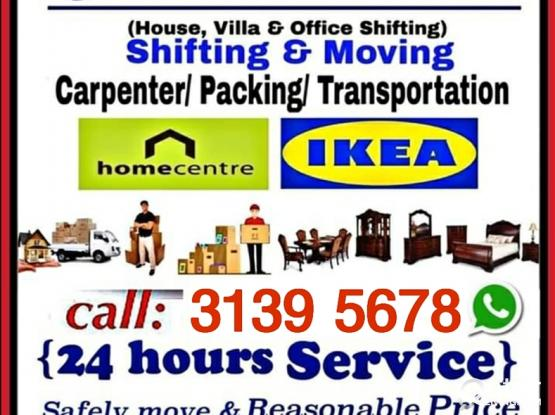 Moving shifting service.call & whatsapp 3139 5678