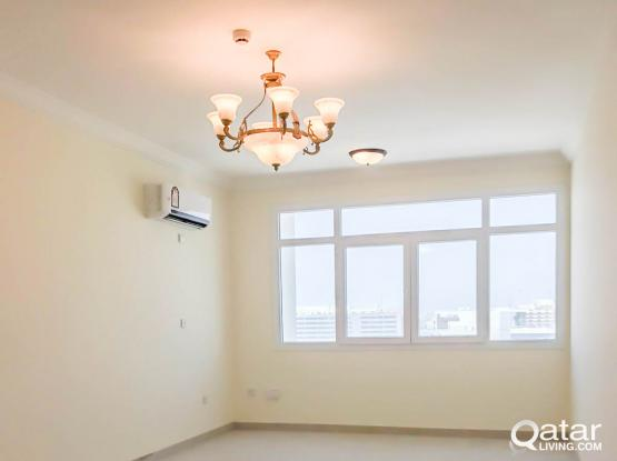 Brand New Unfurnished 2 BHK Apartment in Al Sadd near lulu
