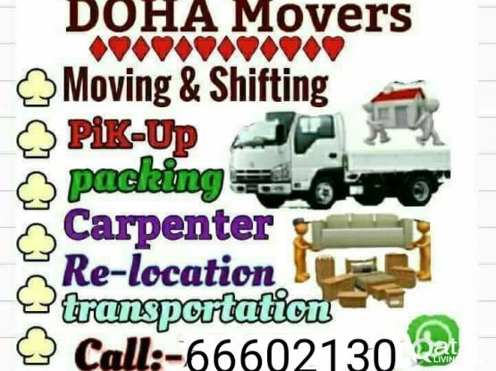 Shifting & moving,, transportation, carpenter, call me: 66602130