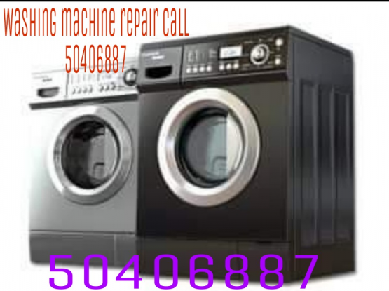 '50406887 Washing machine fridge repair