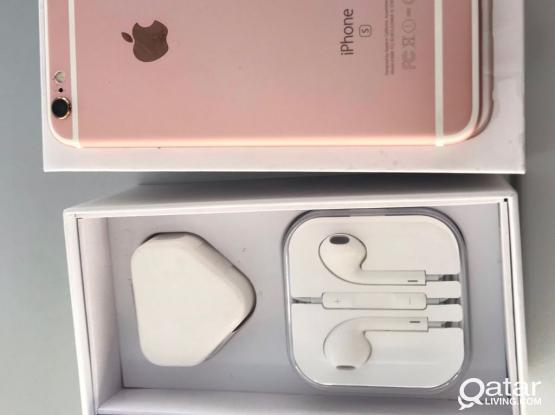 I Phone 6S Rose Gold 64 GB