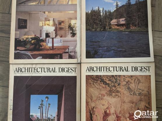 Architecure and Interior Design Digests