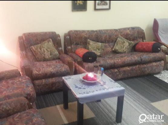 Sofa-set for sale