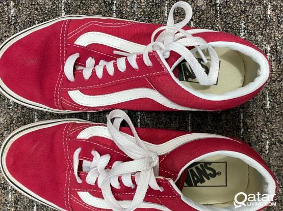 Vans Shoes Size 38