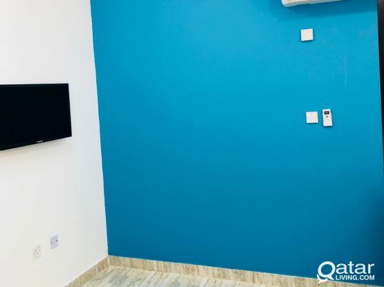 Fully furnished studio apartment - Near Thumama Stadium No commission
