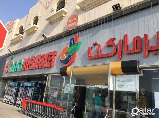 family/executive ground floor in ain-khaled behind wholesale market