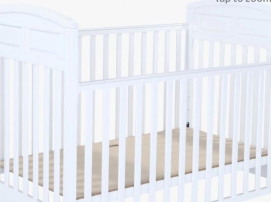 Juniors Spencer Wooden Baby Crib new