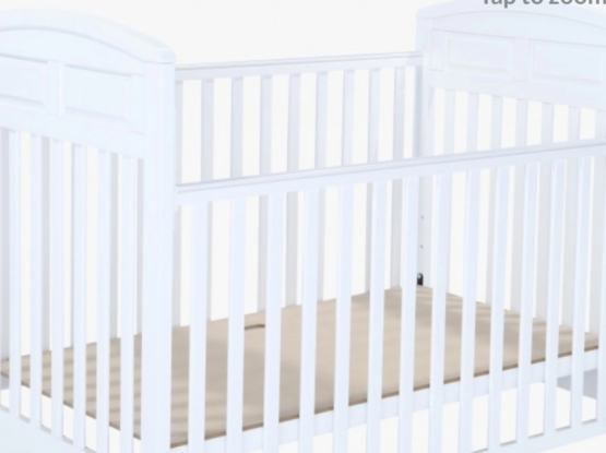 Juniors Spencer Wooden Baby Crib