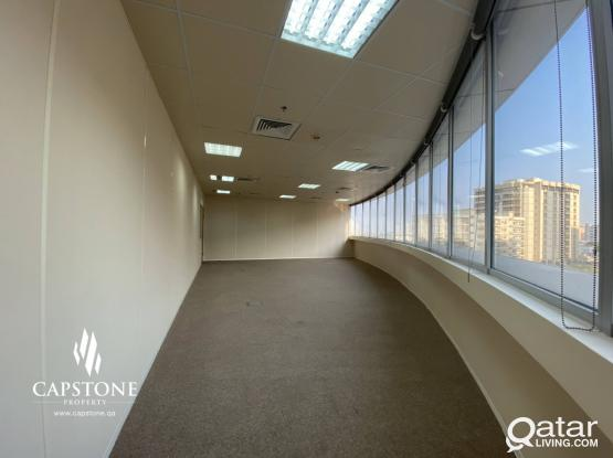 Fully Fitted and Partitioned Offices near Corniche