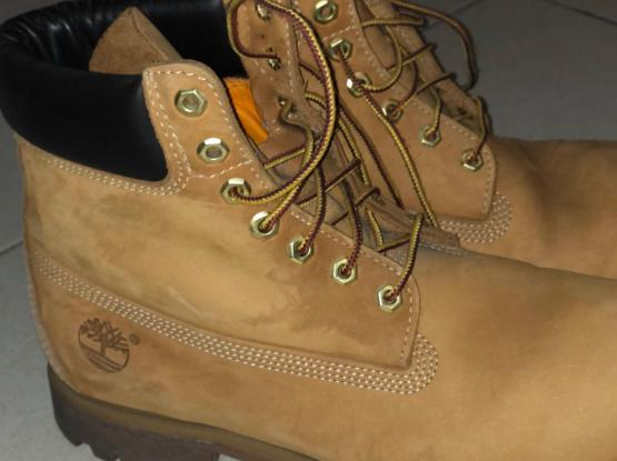 Timberland Negotiable