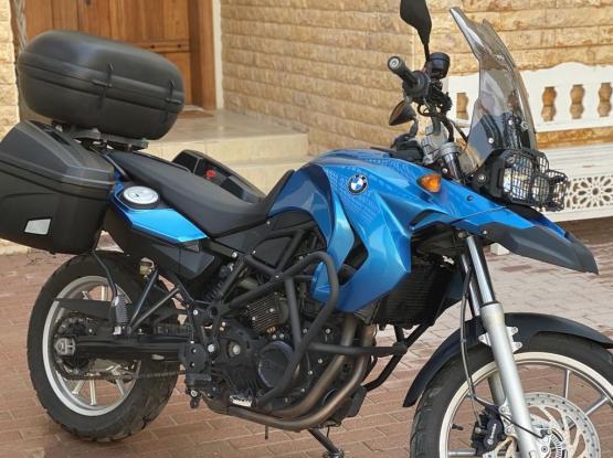BMW F1200GS 2009