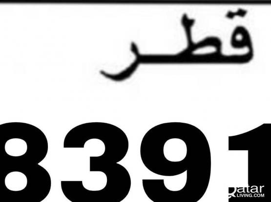 83910 Special 5 Digit Number