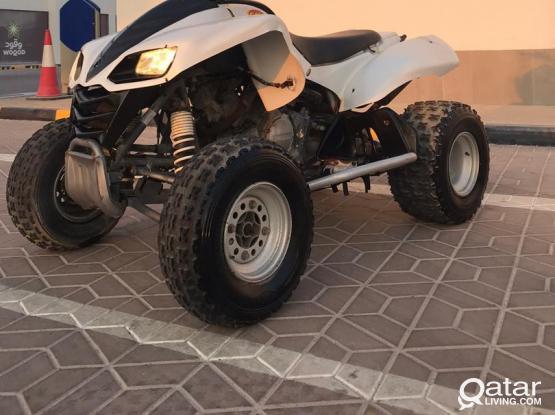 Kawasaki KFX 700 2008