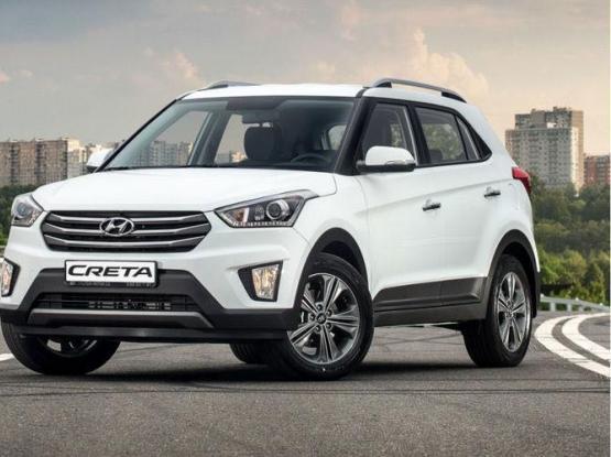 Hyundai Creta 2018 For Rent