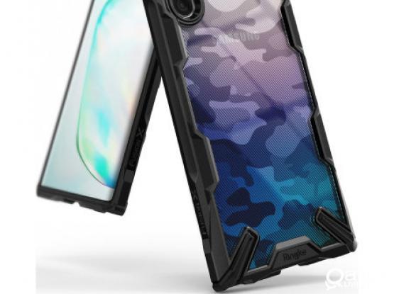 Brand new original RINGKE Fusion X Camo case for NOTE 10