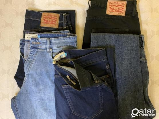 Rarely used Original Levis and Next Jeans for sale