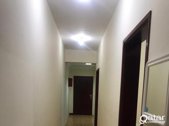 Best Deal:  Unurnished 3 Bed room Apartment at Alsadd  at 4500 QAR
