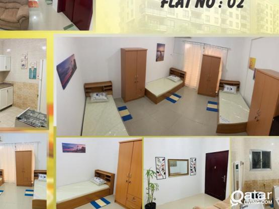 MALE EXECUTIVE BACHELOR BED SPACES & ROOMS AT SANA SIGNAL