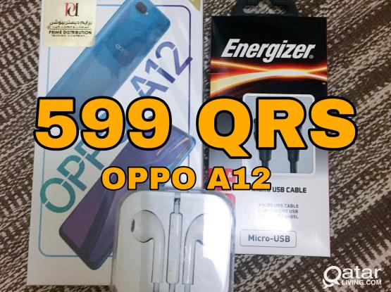 (BLUE) OPPO A12 / 32GB (URGENT SALE!!)